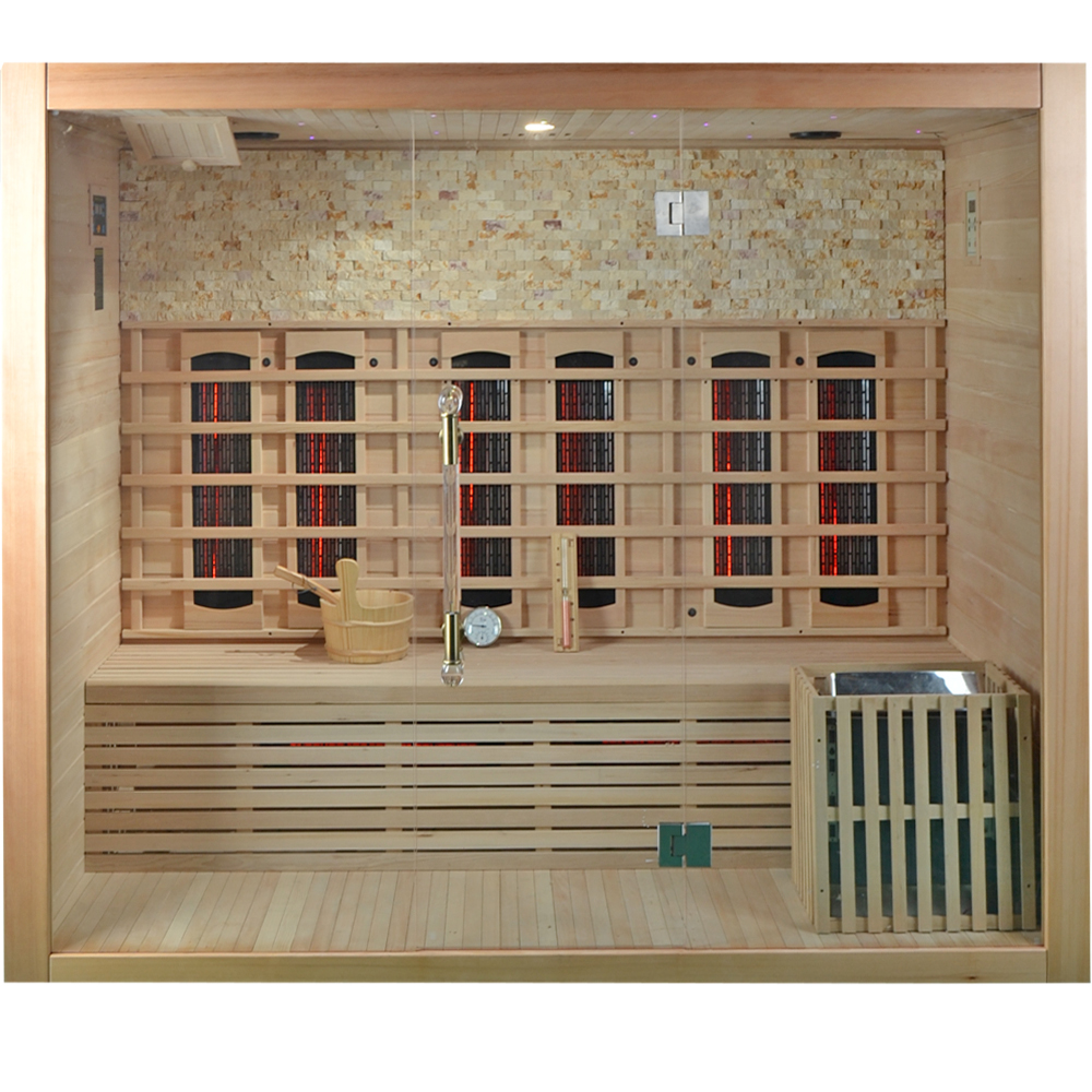 Infrarrojo lejano sauna con piezas del calentador con calentador de cer mica identificaci n del - Calentador de sauna ...