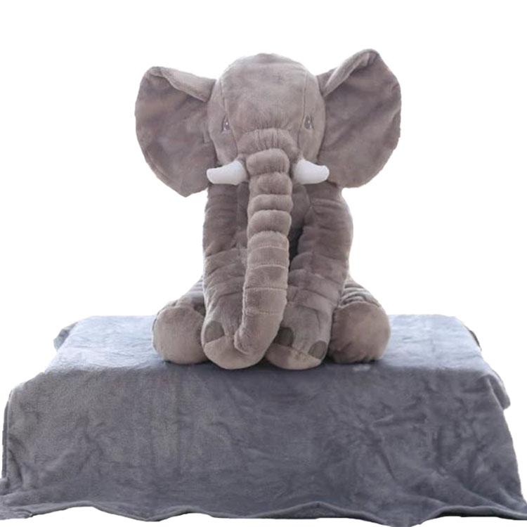 New Christmas Gift Plush Elephant Stuffed Animal Toy Plush Toy For