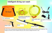 Intelligent Diving Car Wash