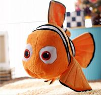 25cm Finding Nemo Movie Cute Clown Fish Stuffed Animal Plush Toy Kids Doll Baby Toy ML0160