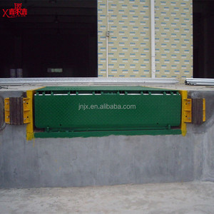 High quality mechanical hydraulic dock leveler manual dock levelers