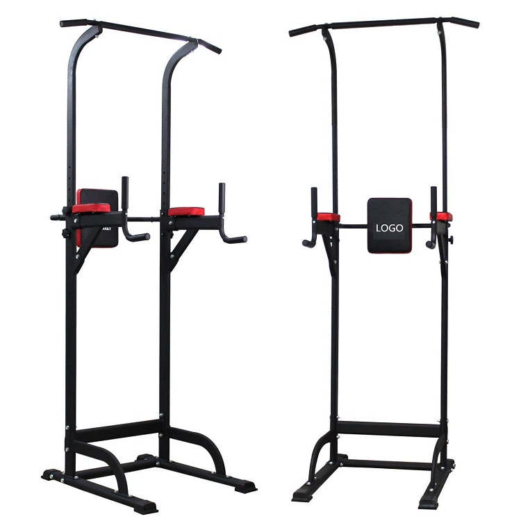 Power Tower einstellbar Pull Up Station Multi Fitness Workout für Fitnessstudio Indoor Outdoor