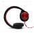 Colorful Noise Cancelling Stereo DJ Shenzhen Over Head Wired Headphone, Cheapest Headband Wired Custom Logo Headphone~