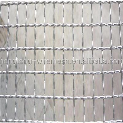 Cheap Galvanized Crimped Wire Mesh/square Wire Mesh/chain Link ...