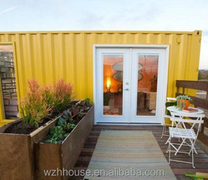 Good Design Heat Insulation Prefab Modular Homes and Container House