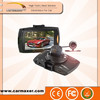Top selling double camera hd car dvr rearview mirror wireless backup camera