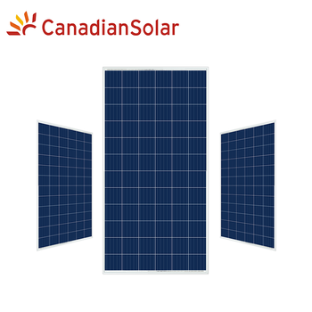 High quality Canadian Solar Poly 325W 330W solar panel with best price for solar power system