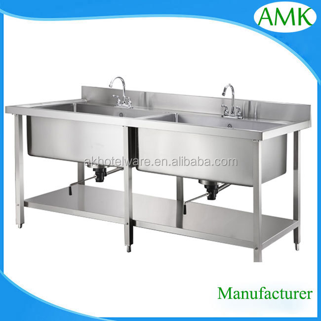 Stainless Steel Fish Cleaning Table With Sink Wholesale, Table Suppliers    Alibaba