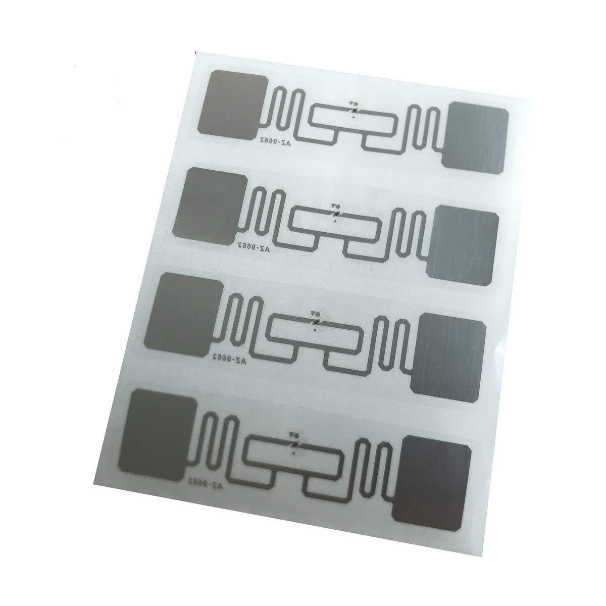 Buy 10 pcs - UHF RFID Inlay Labels / Tags UPM Raflatac FROG