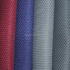 100% Polyester Fabric Black Car Mesh Fabric