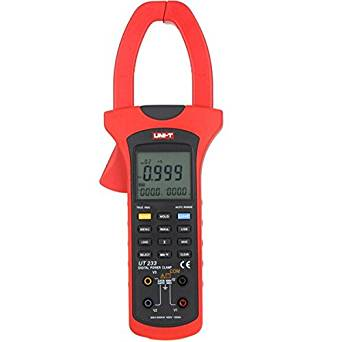 UNI-T UT233 Digital Three Phase True RMS Power Clamp Meter