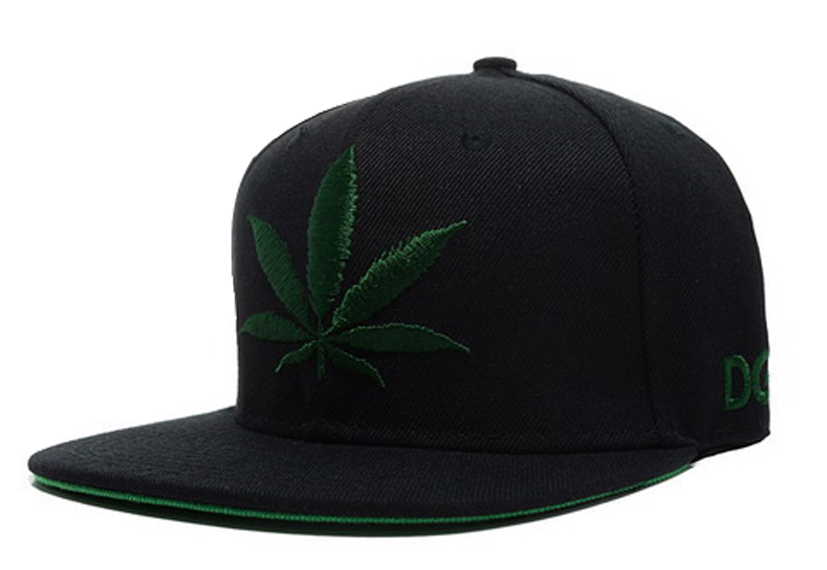 054e84028c3 Get Quotations · 1 PC Hot New Arrival Adjustable I LOVE haters Weed  Marijuanna Snapback Caps Men Funny Hip