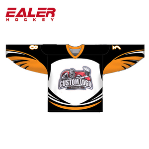 fae5ce12283 Custom Sublimation Ice Hockey Jersey Uniform Wear Shirts Clothing Sportswear