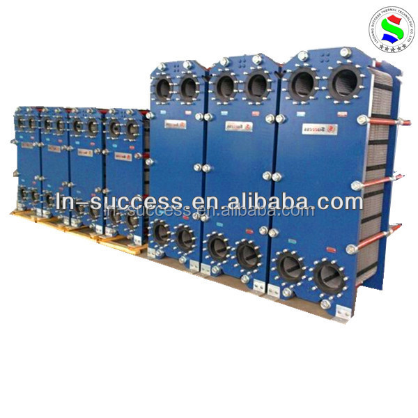 oem water to oil plate heat exchanger oil machinery