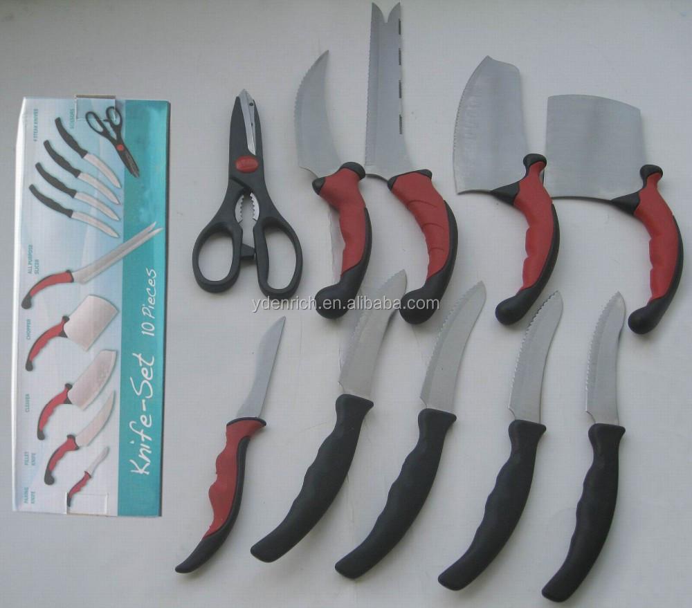 10pcs knife set 10pcs knife set suppliers and manufacturers at 10pcs knife set 10pcs knife set suppliers and manufacturers at alibaba com