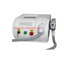 Long time working Nd yag laser tattoo removal/all spot removal