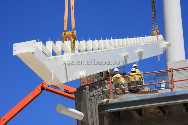 XGZ hot rolled h beam/construction steel