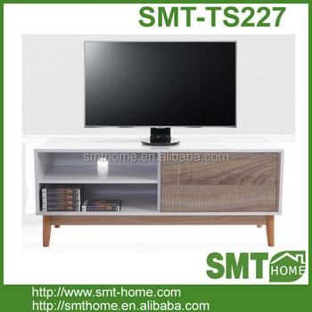 Stylish Mdf Modern Corner Tv Stand Solid Wood Legs Designs Buy