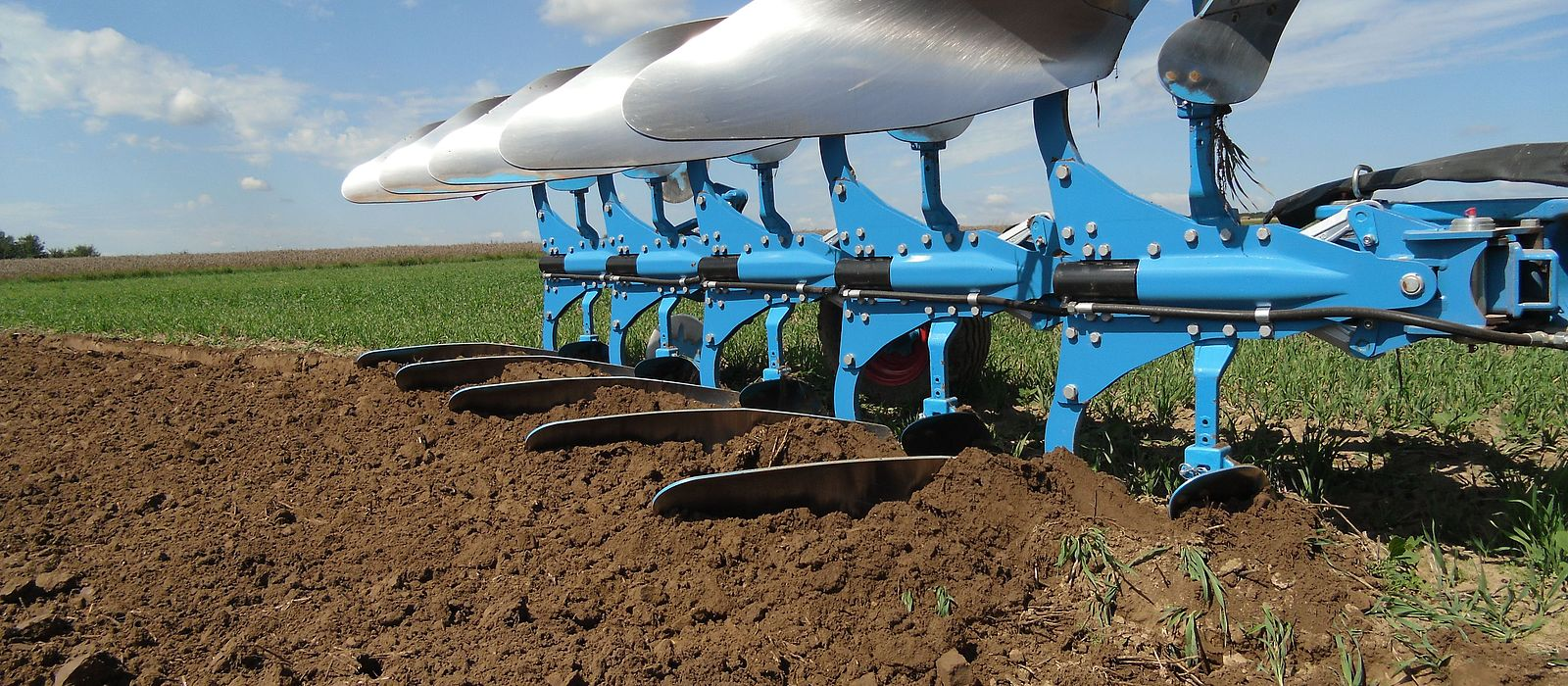 Agriculture 3 Furrow Share Plough For Sale