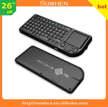 Hot Selling 2.4g Wireless Keyboard Rii Rii V3 Rt-mwk01 With ...