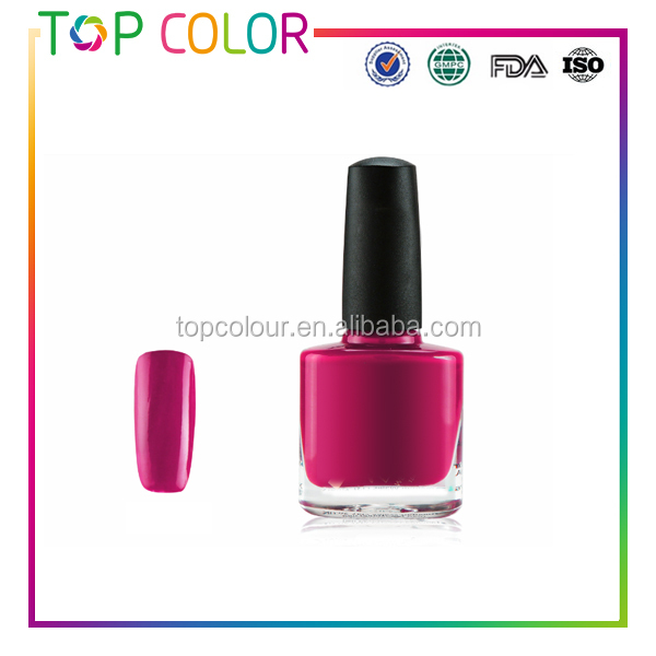NP-1007 2016 organic colors factory price weekly nail polish