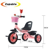 Child Tricycle Baby Bicycle 3 Wheels Bike Ride On Car