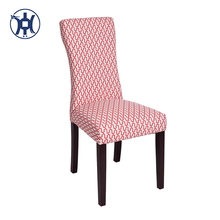 Modern Fabric Upholstered Dinning Chair Wedding Folded Dining Chairs HC-17-15