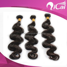 No Chemical 7A Virgin Indian Body Wave Hair