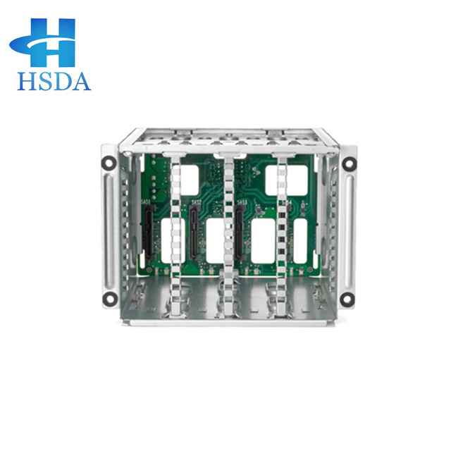 826691-B21 DL38X Gen10 SFF Box1/2 กรง/Backplane Kit