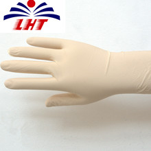 No powder purification disposable 12 inch latex gloves