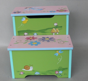 Kids Wooden Cute Design Step Stool With Storage & Kids Wooden Cute Design Step Stool With Storage - Buy Wooden ... islam-shia.org