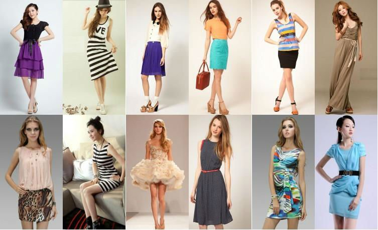 Ladies Fashion Dresses Korean Style Buy Ladies Fashion Dresses