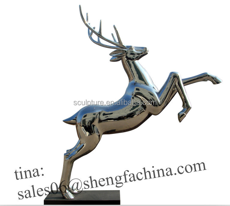 Outdoor Deer Statues Home Ideas