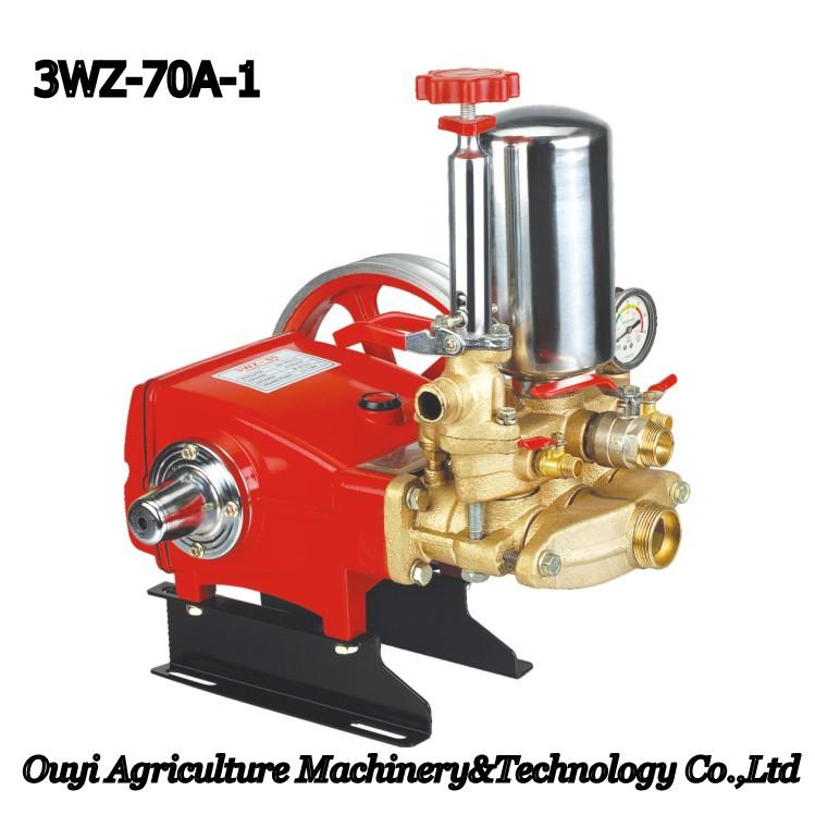 China Supplier Agricultural Sprayer Pump 3wz-70a-1 Crop Sprayer ...