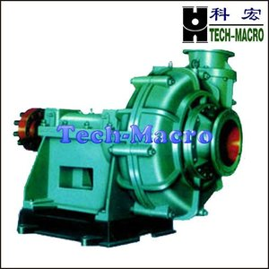 Tailored pumping solution, electric mud pump for ore mine