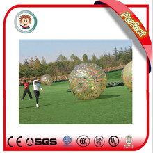 Guangzhou Perfect human sized soccer bubble ball, inflatable bubble soccer
