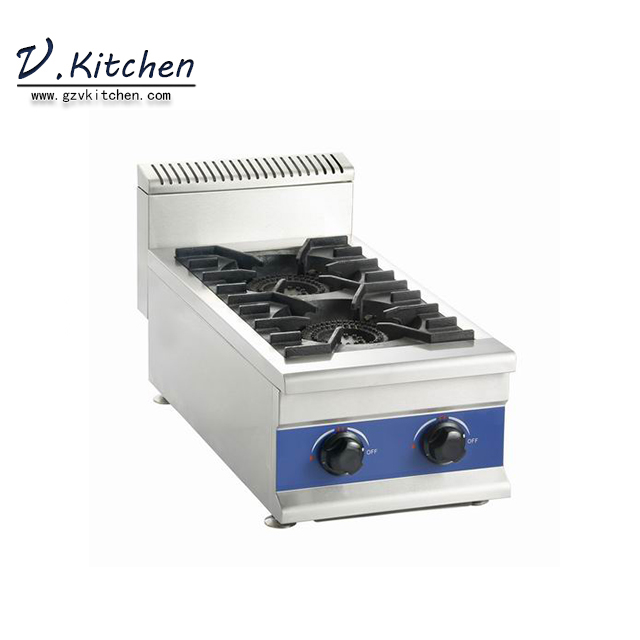High quality best sell reasonable price restaurants hotels fast food machine burner table top 2 burner <strong>gas</strong>