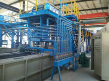 Machine supplied for steel wire hot dip galvanizing production line