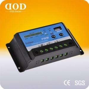 12v 20A dc PWM solar tracer energy thermal regulador Time+Light control 3a USB CE RoHs Price