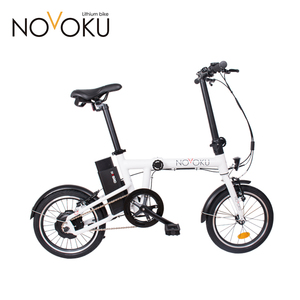 New Design 20 Inch Folding Electric Bike