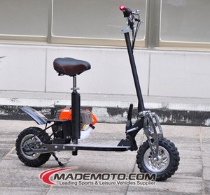 Hot sale 49cc motocross 2 wheel scooter 50cc for sale