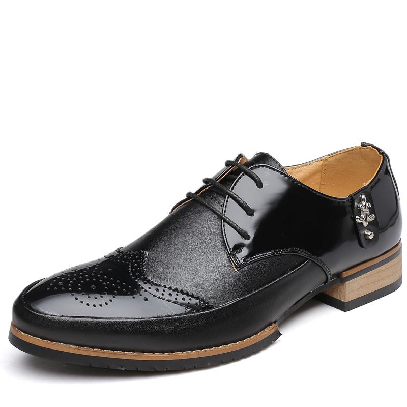 Get Quotations · men famous brands shoes 2015 genuine leather oxfords shoes  for men chaussure zapatos hombre mens formal 031c6e1ab56