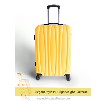 Anese Material Pet Lightweight Carry On Case Cabin Bag Suitcase Ping Trolley Suitcases Luggage
