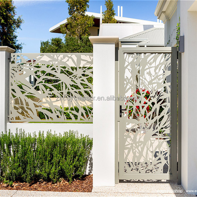Gates And Steel Fence Design, Gates And Steel Fence Design Suppliers ...