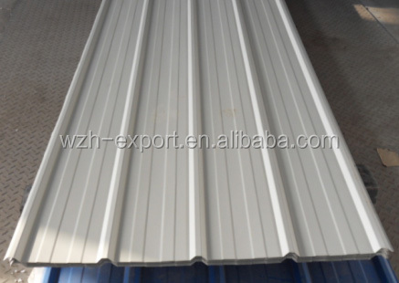 Lowes Sheet Metal Roofing / Wall Cladding With Ral Colors