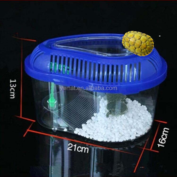 Sell Well Plastic Fish Tank Turtle Tank Turtle Bowl