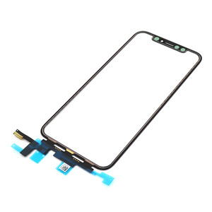 for iphone X digitizer front glass lens touch screen LCD outer panel