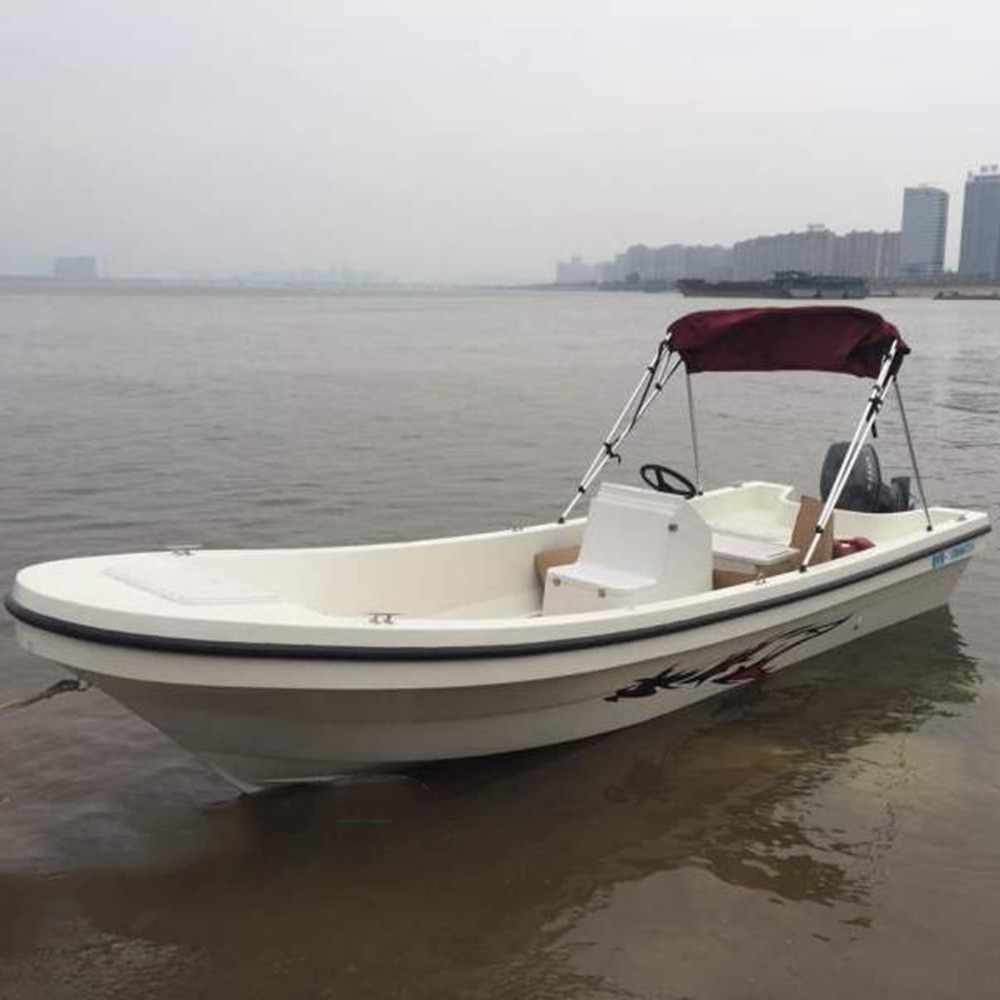 Small fiberglass rib ocean outboard motor speed fishing for Small motor boat for sale