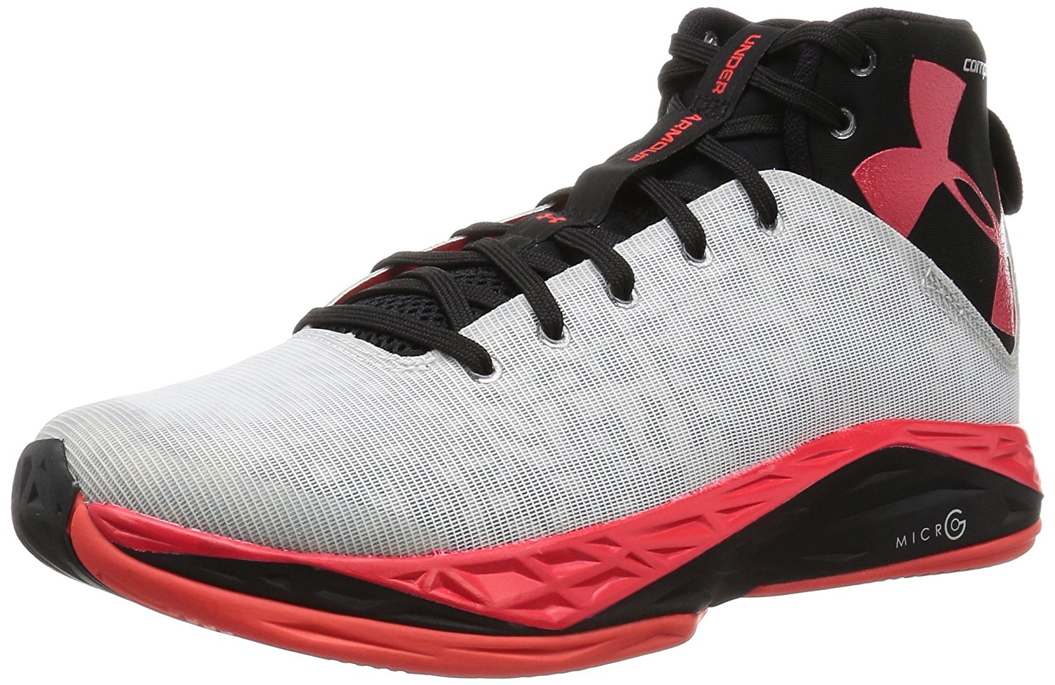 28ec412034bd Get Quotations · Under Armour Men s UA Fireshot Basketball Shoes
