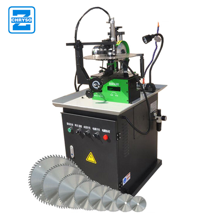 Automatic  Hss Circular Saw Blade Grinding Machine Saw Blades Sharpener